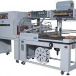 Semi Auto Shrink Wrapping Line