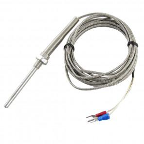 Thermocouple for heat shrinking machine