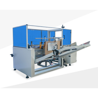 Automatic Carton Erector - Box Maker Machine