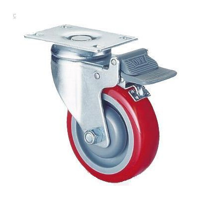 Castor Wheel for shrink wrapping machinery