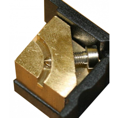 Brass Corner Blocks for sealing blades