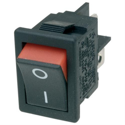 Rocker Switch for shrink wrapping machinery