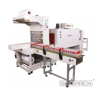 ST6030A Auto Sleeve Sealer Side Fed - Food & Non Food Production