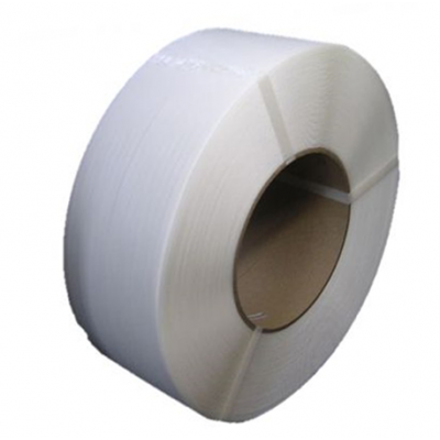 9mm wide x 4000m - Machine Polypropylene Strapping / Banding( 2 reels minimum order)