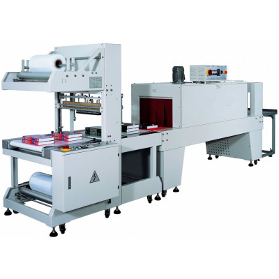 Automatic Sleeve Sealer with tunnel - ST6030Z + SM6040