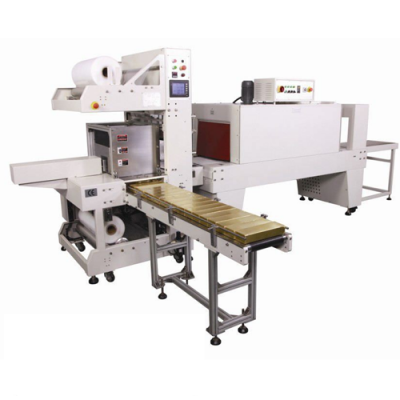 Auto Side Fed Sleeve Sealer with or without Stacker - Food & Non Food Production