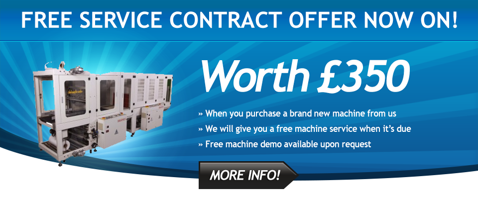 Free Machine Service Contract