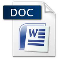 word doc icon